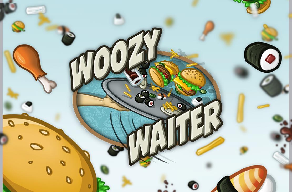 Woozy Waiter