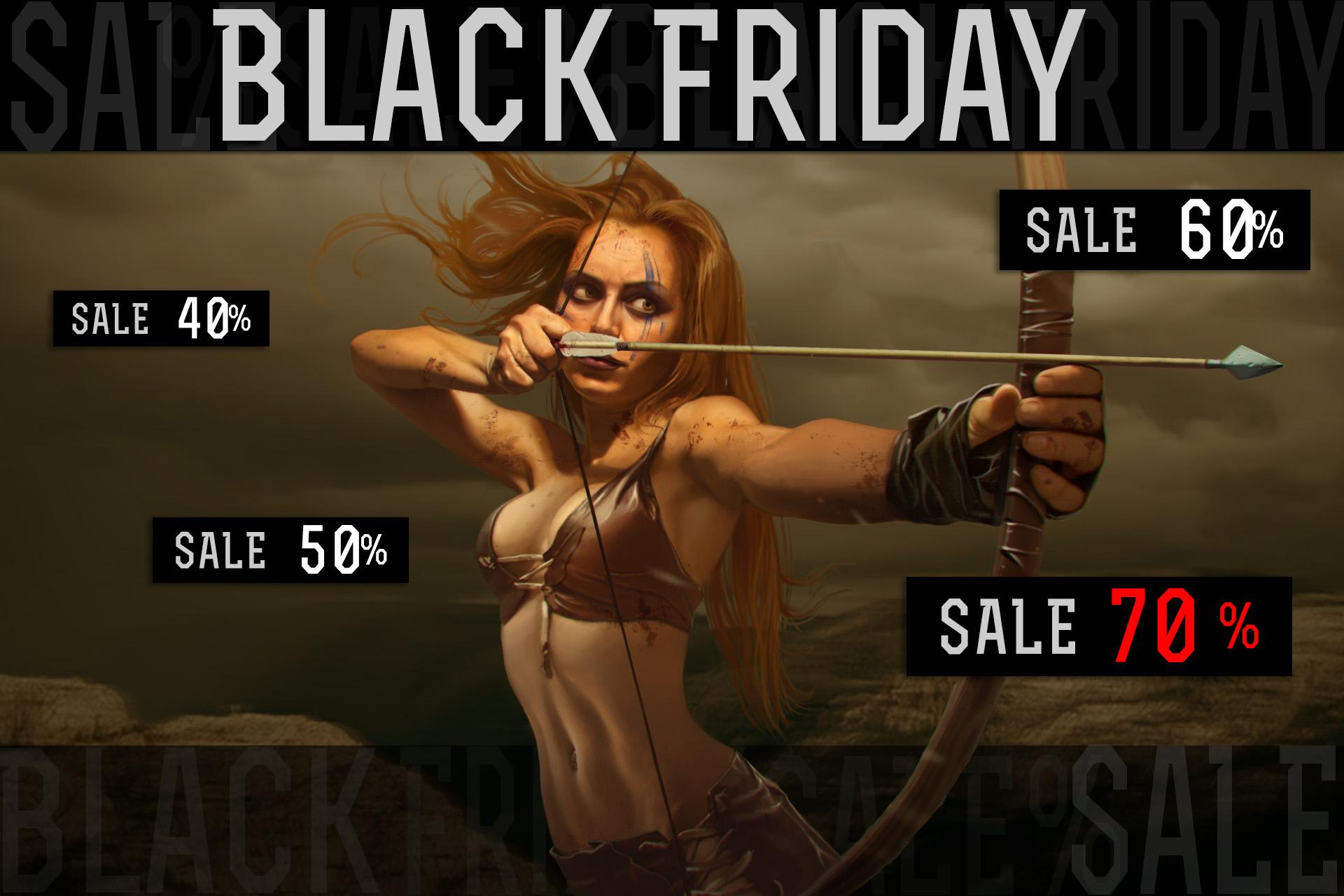archer black friday