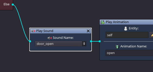 Character updates sound fx generator and more rpg in for Door opening sound effect