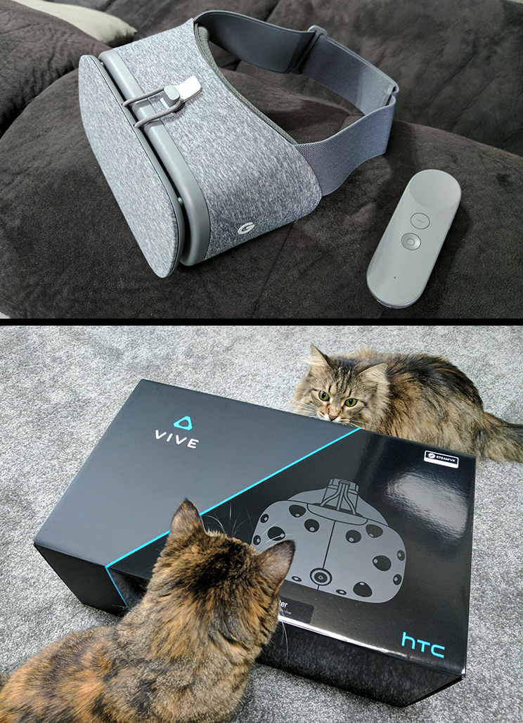 vr cats