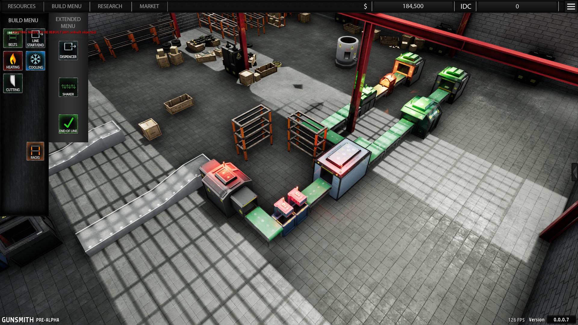 New factory bits!