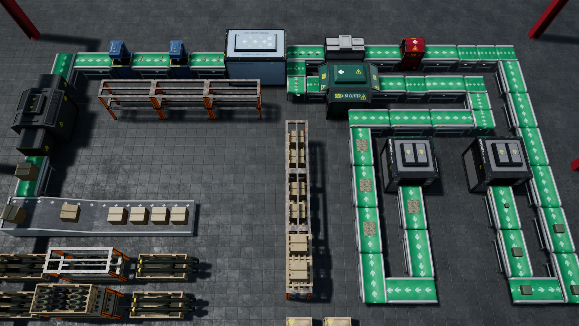 Factory Overview