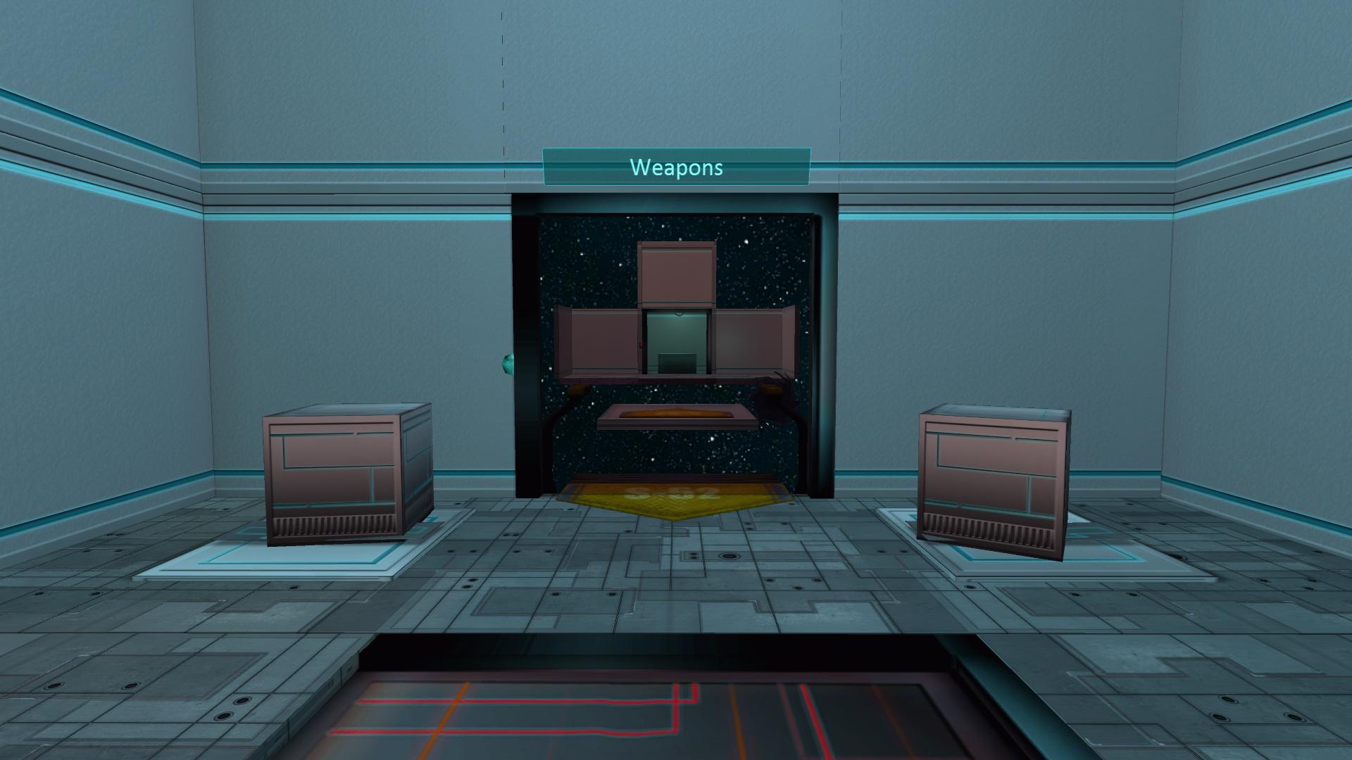 Fractal Space 1