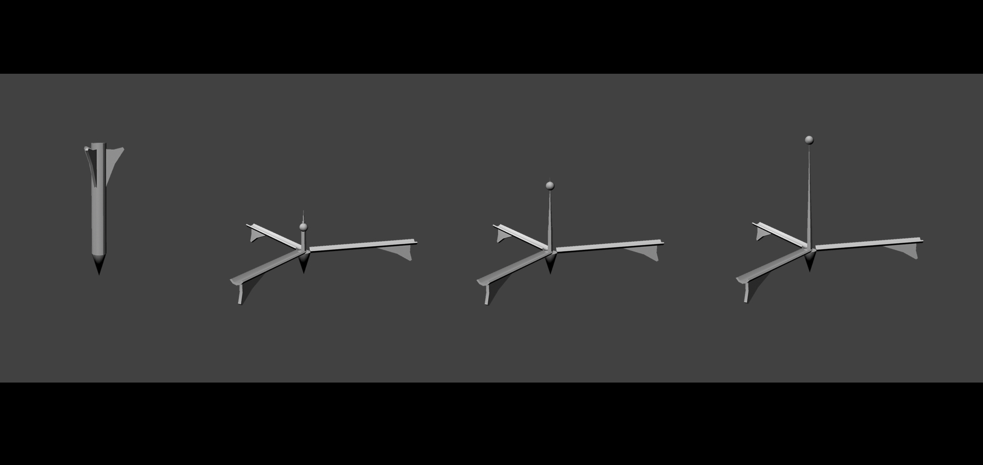 Probe Animation Stages