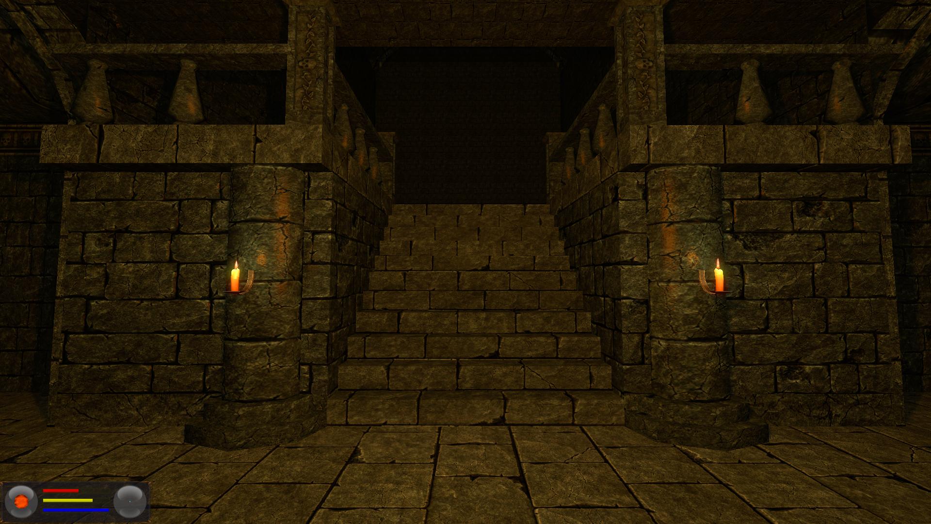 CT110 Stairs