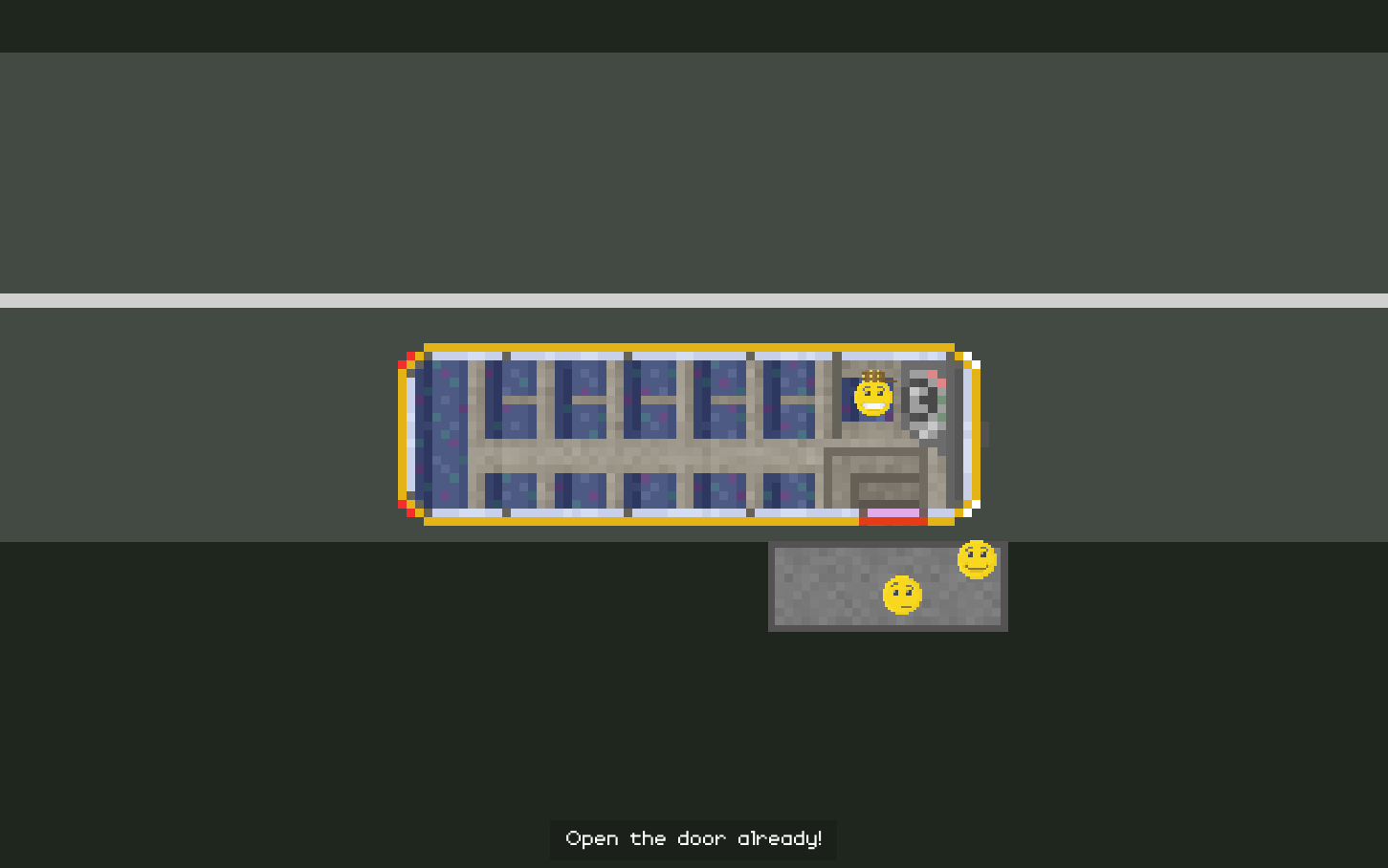 Dude, Stop - Puzzle 3