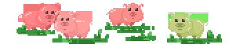 Dude, Stop - Random Pigs