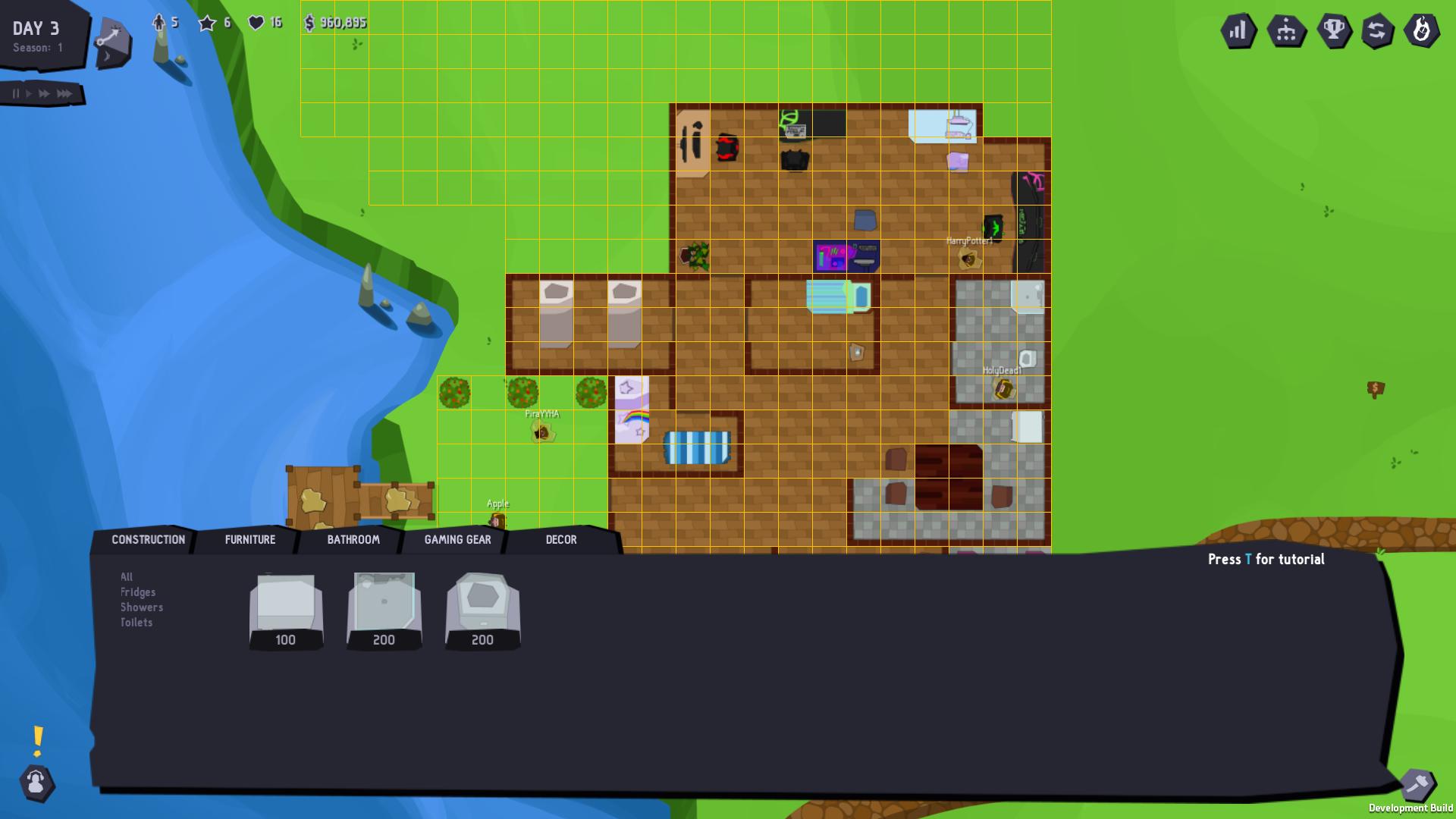build mode1