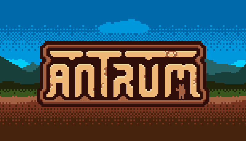 Antrum, a game with a lovely twist news - Indie DB