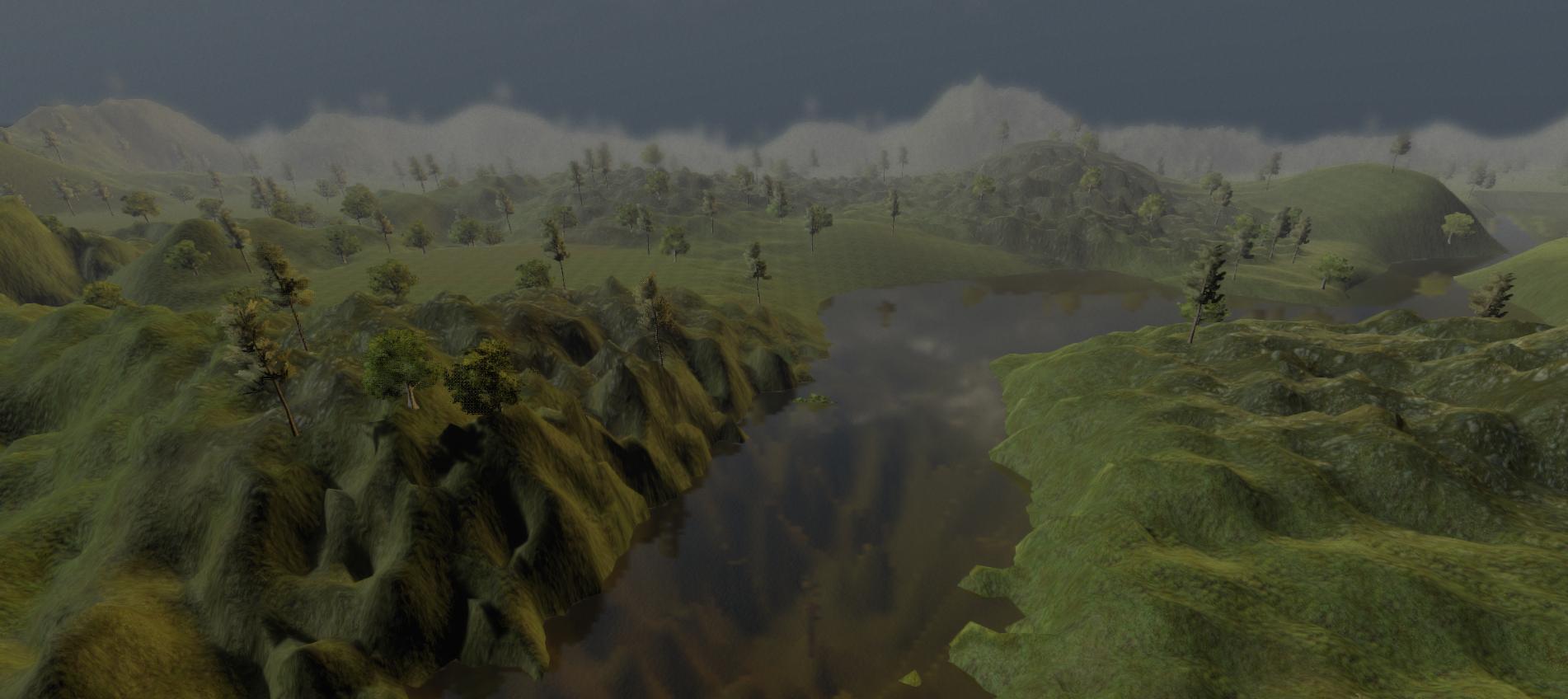 Unity 5 Lands