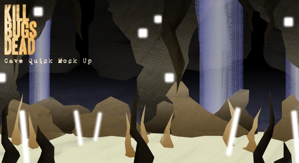 cave quick sketch