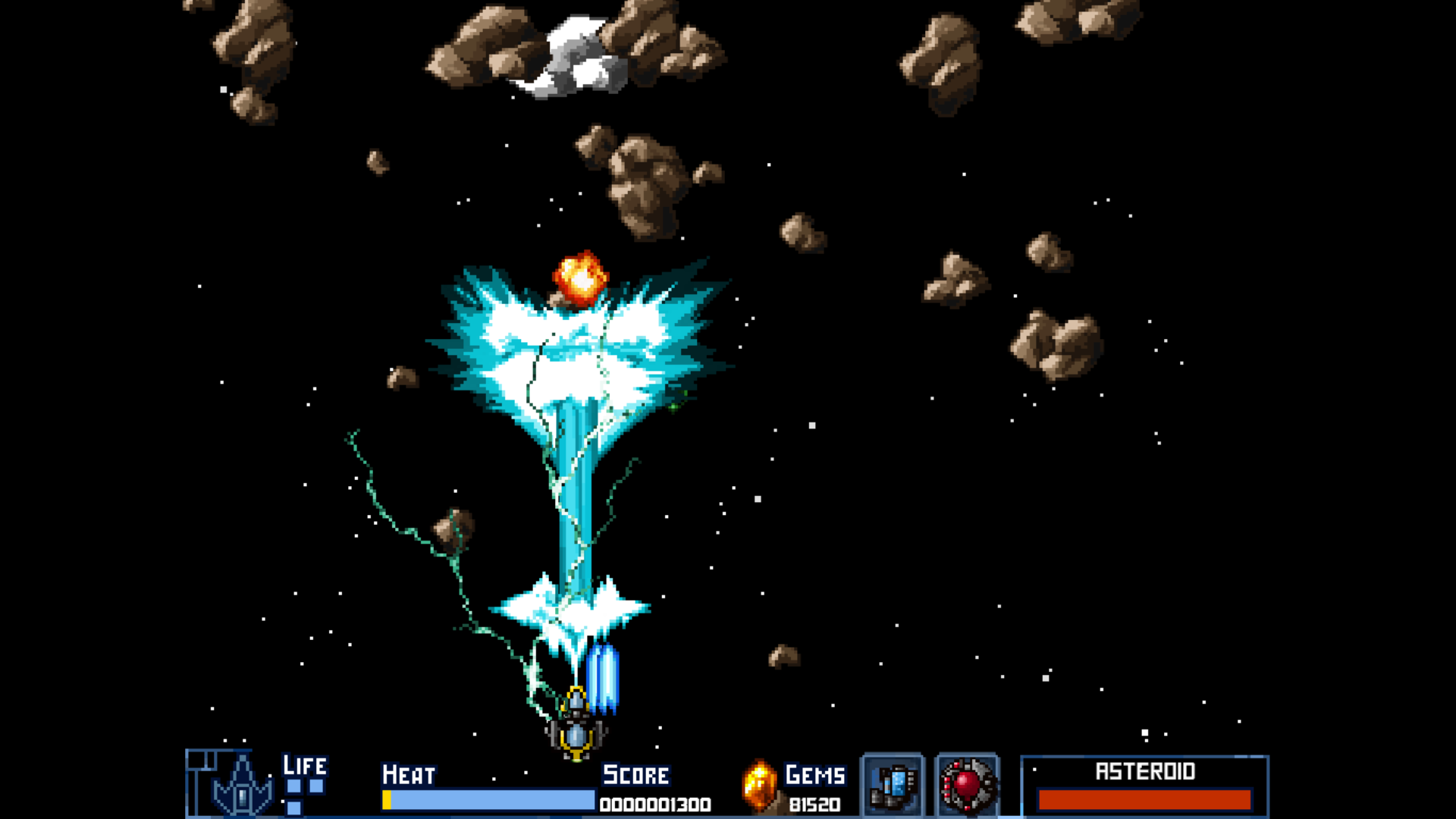 DreadStar screenshot