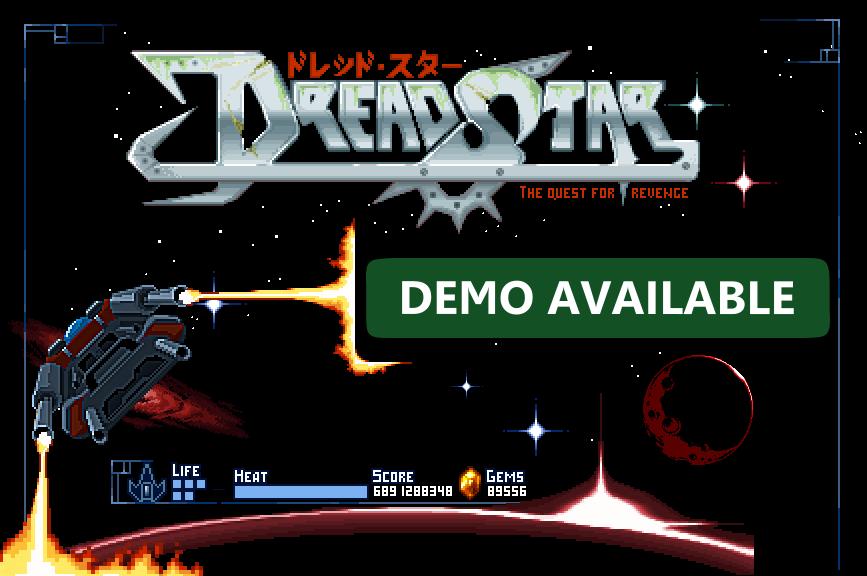 DreadStar alpha demo