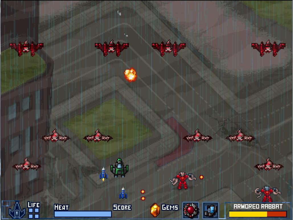 level 4 screen DreadStar