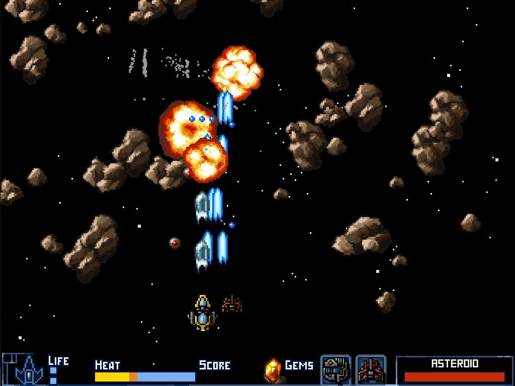 level 3 screen DreadStar