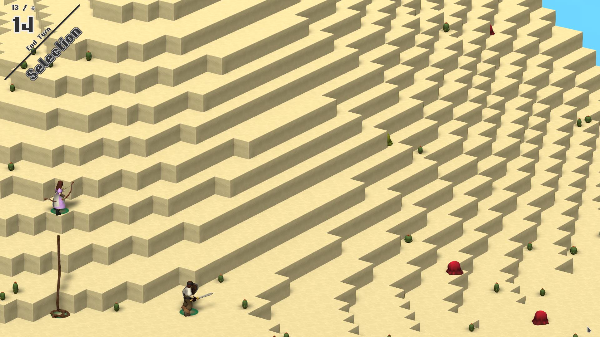 Desert Close