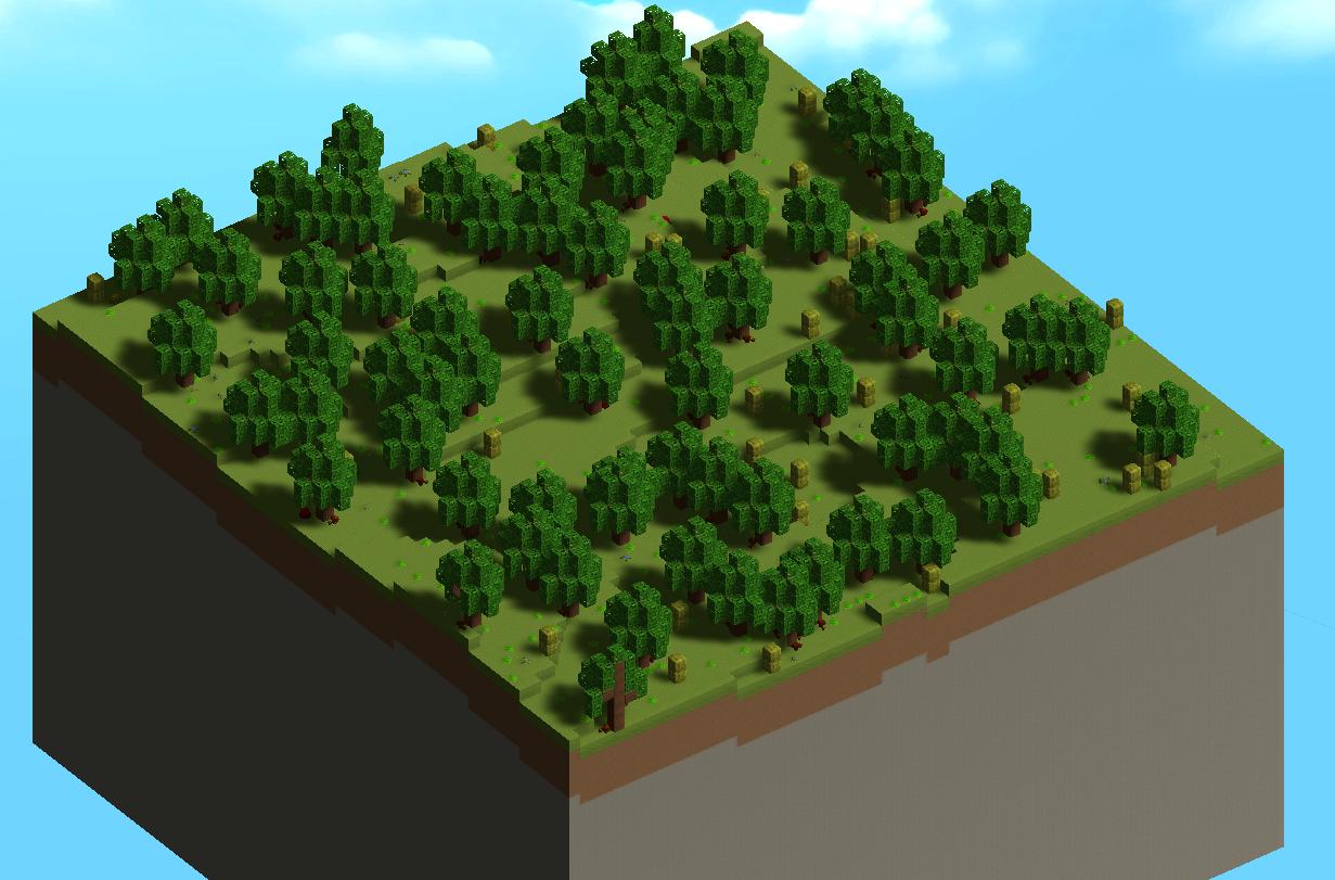 Forest Far 1