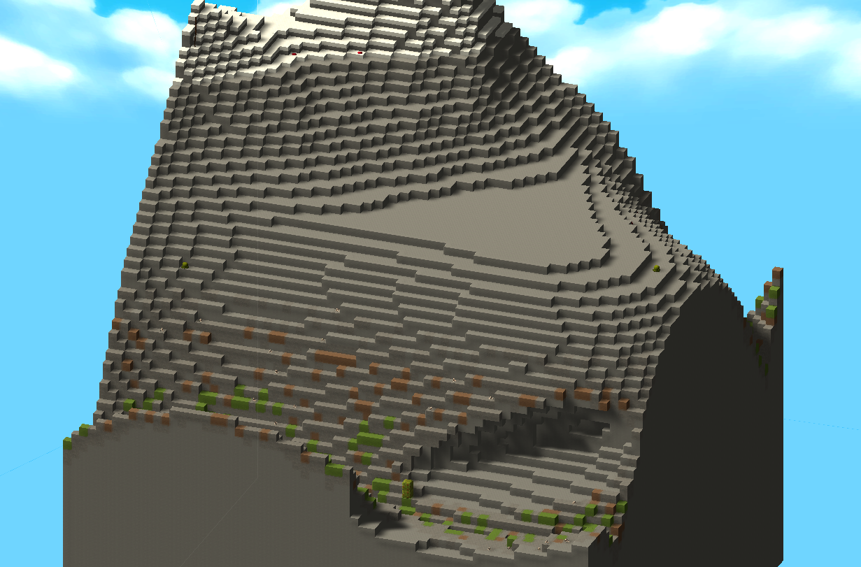 Mountains Far 2