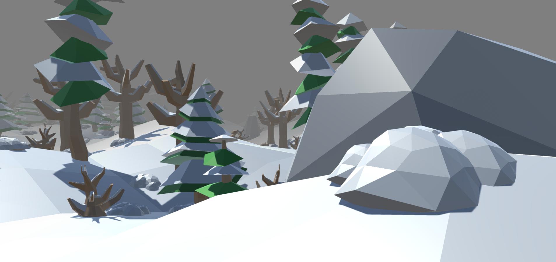 landscape 1 devlog 5