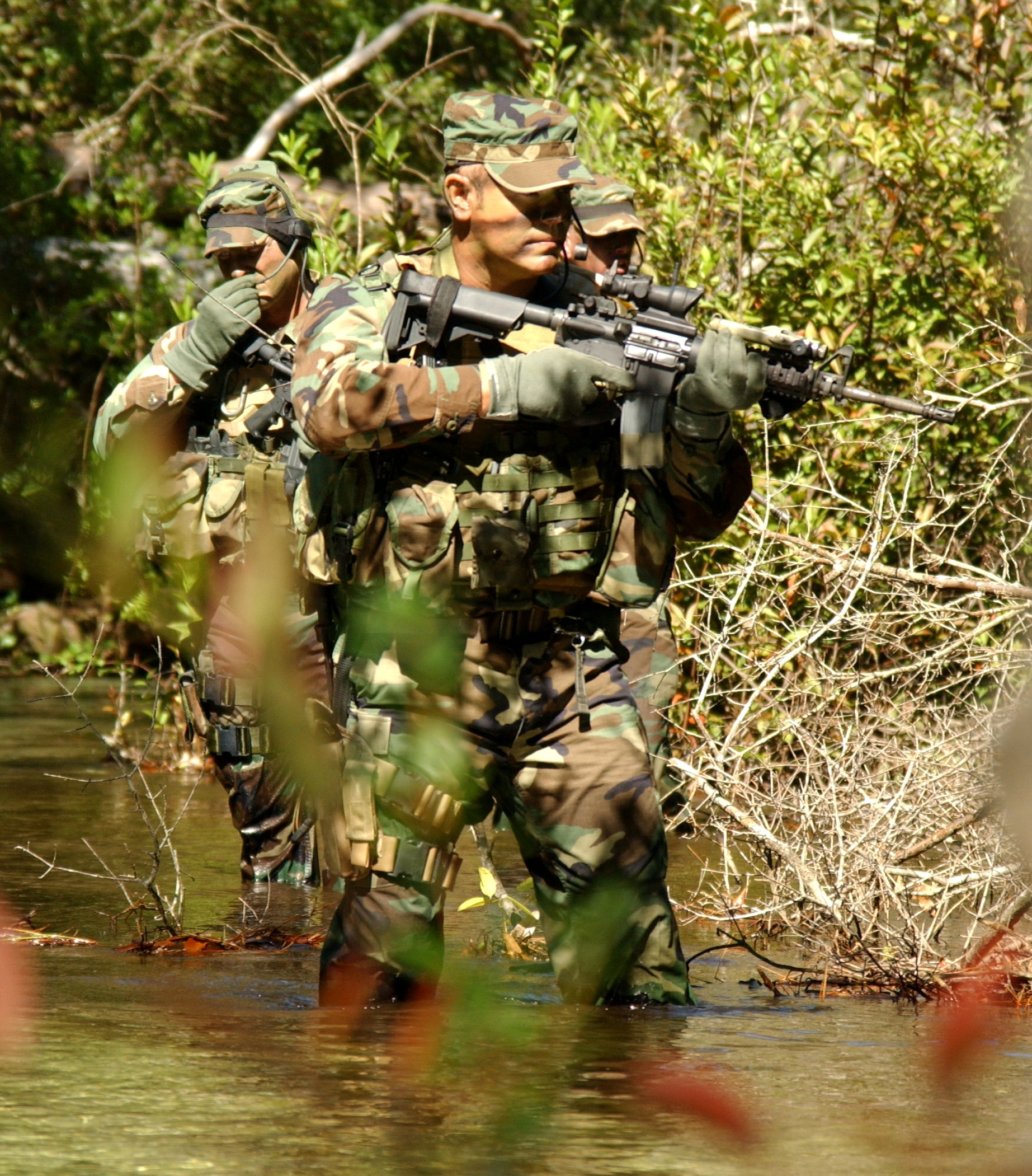 special operations team demo - HD1845×2101