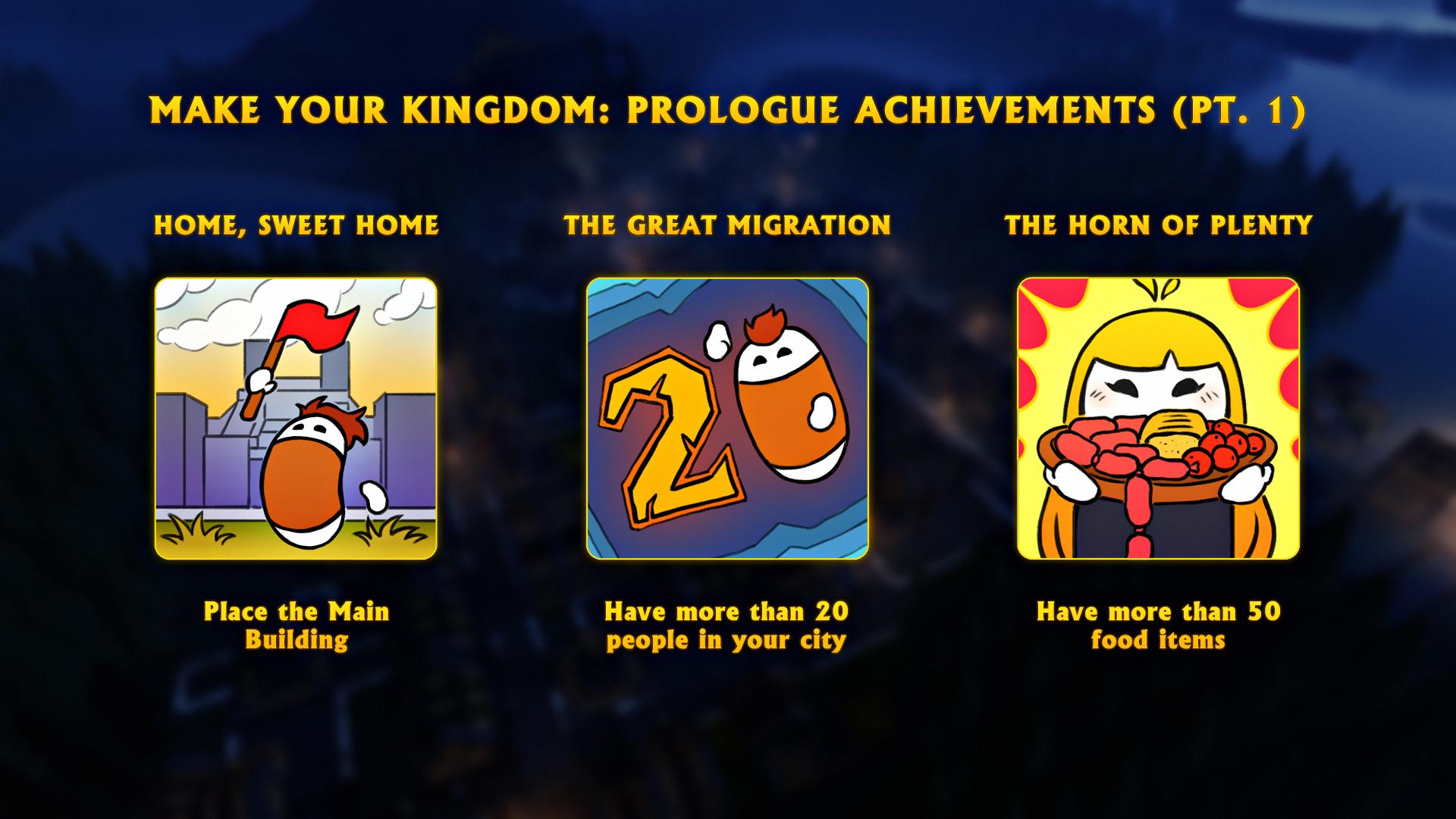 achievements for sm 1 en