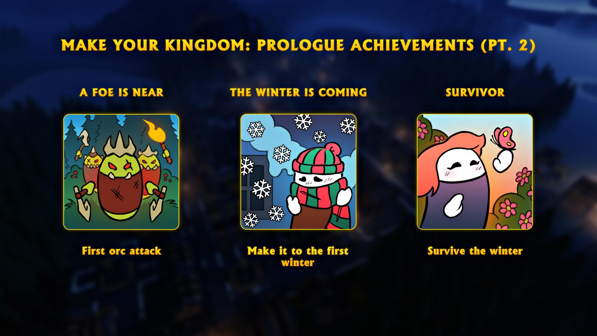 achievements for sm 2 en