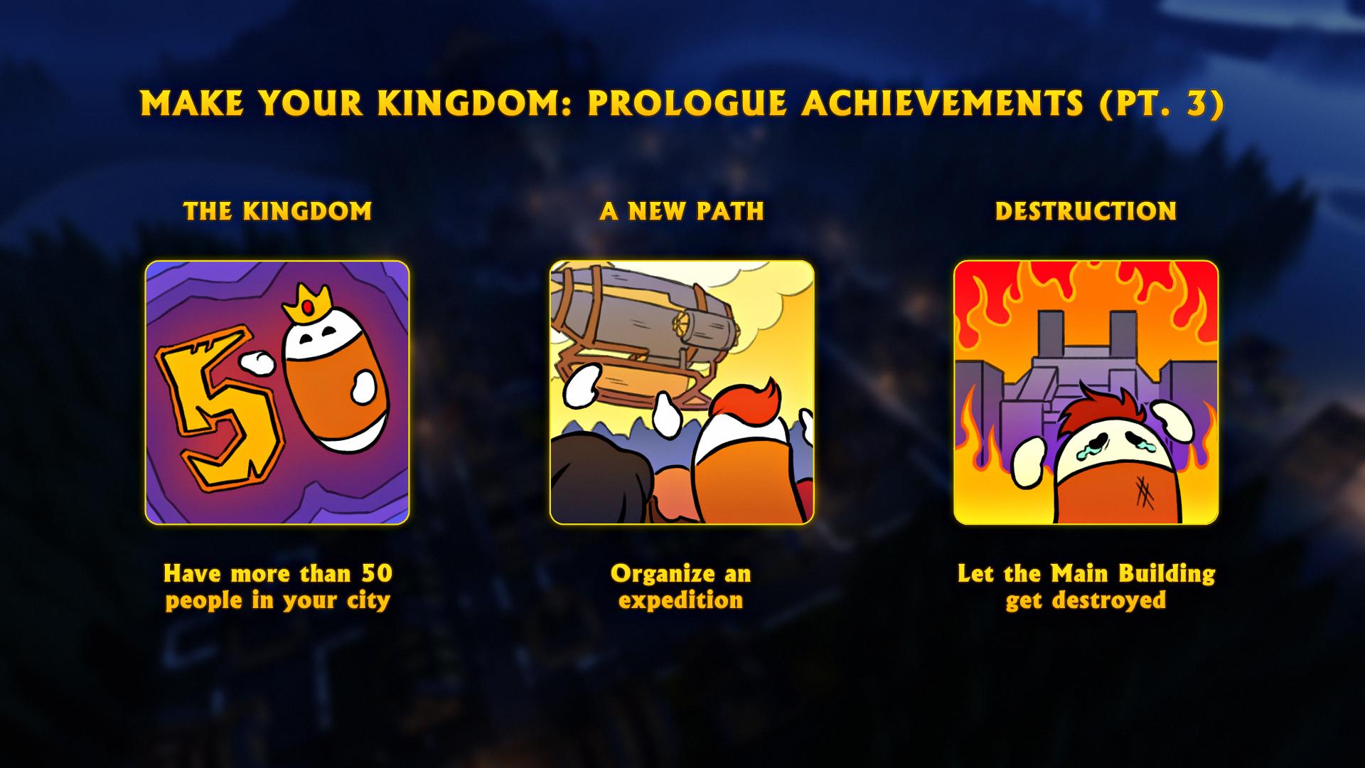 achievements for sm 3 en