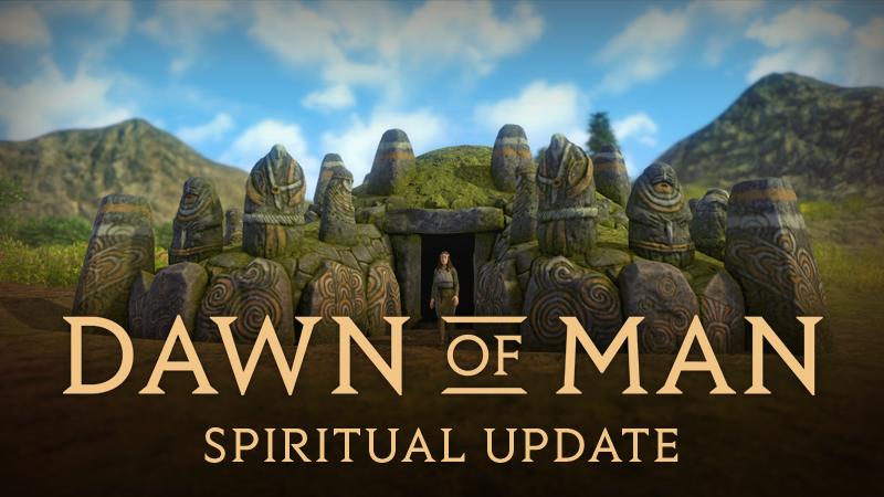 announcement spiritual