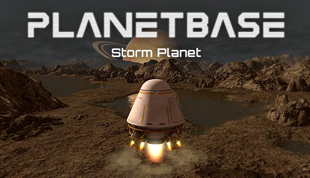 storm planet banner