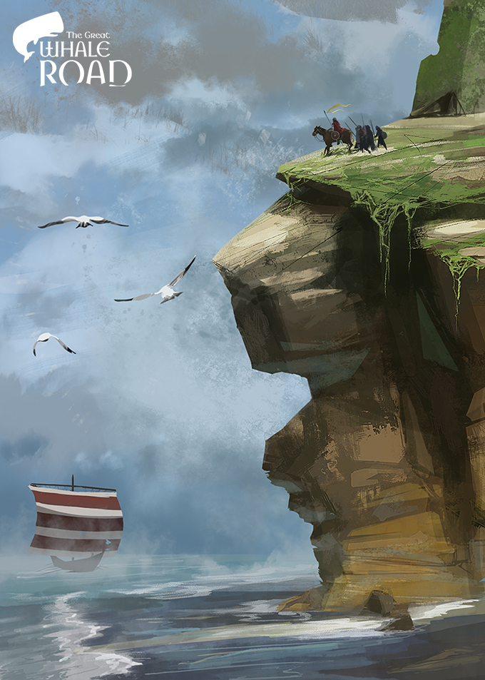 cliff horsemen conceptart
