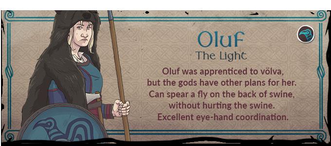 oluf banner