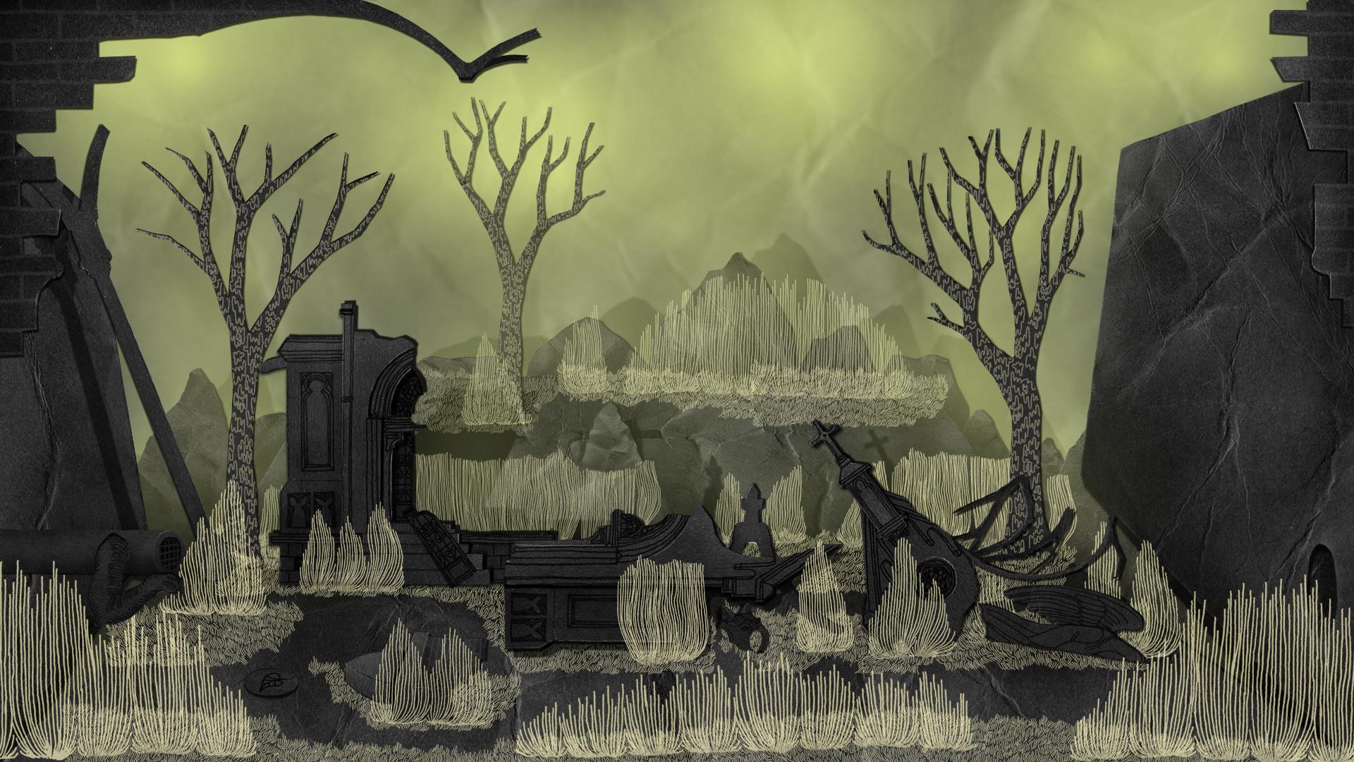 In-game scene #3