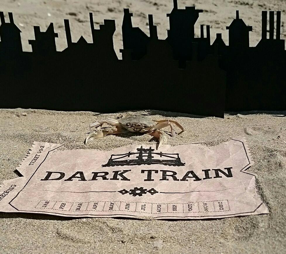 Dark Train Holidays / #traINterrain #1