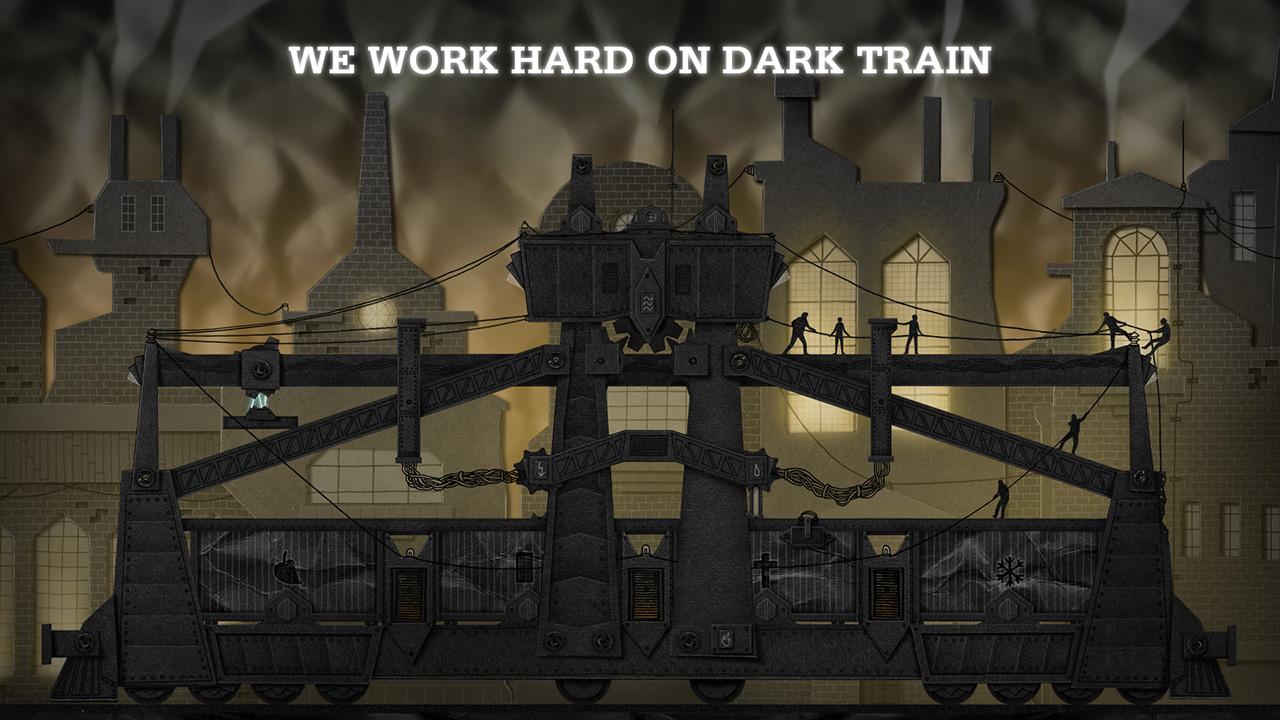 Dark Train – work in progress