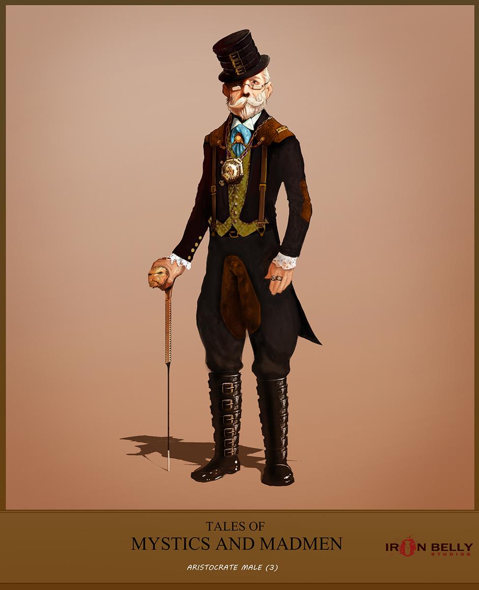 TMM CH2D Aristocrat Male 3 POL a