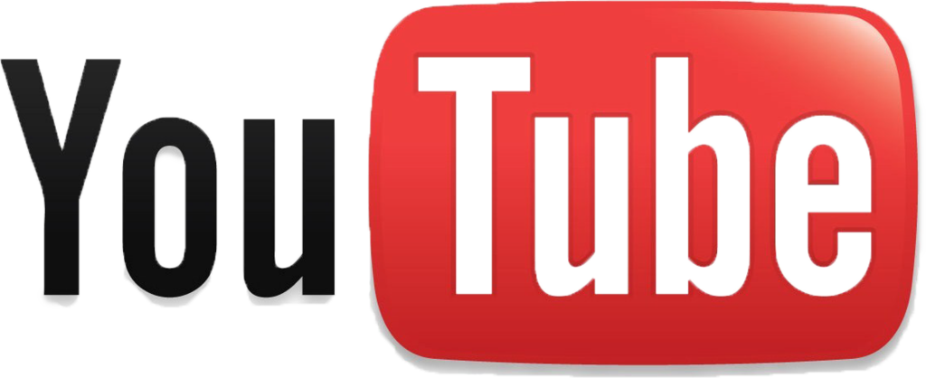 YouTube Transparent Logo