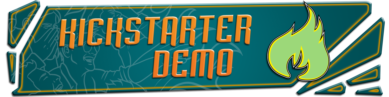 Kickstarter Demo Banner