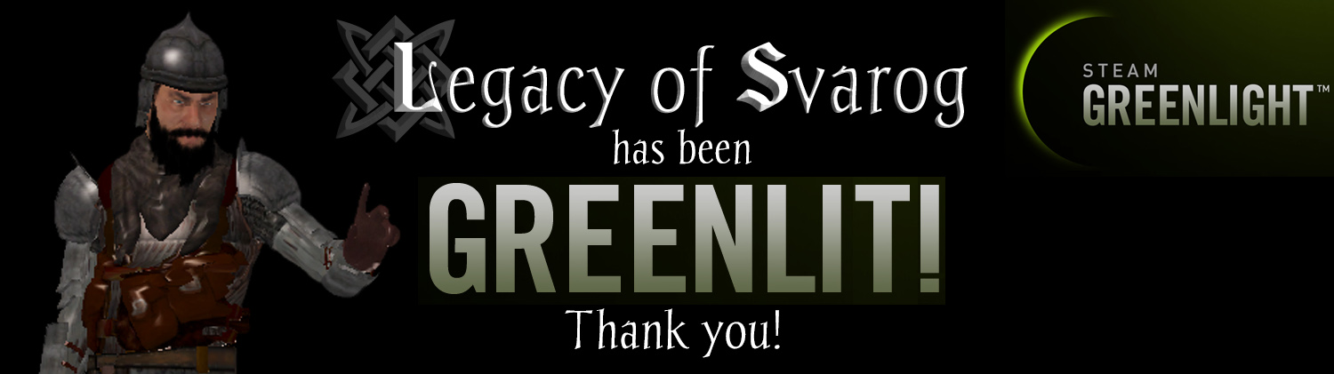 In a little over a month we have been Greenlit on Steam!