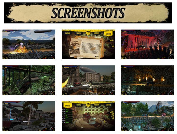 EA shotok montazs