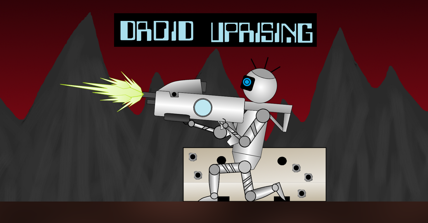 Droid Uprising Cover Image L