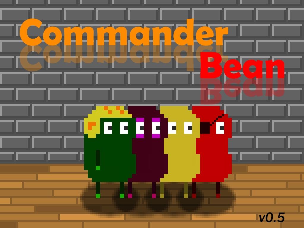 Commander Bean v0.5