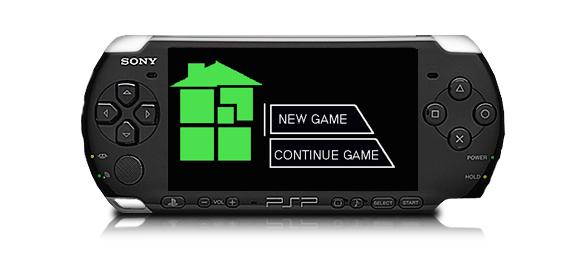 PSP port screenshot 1