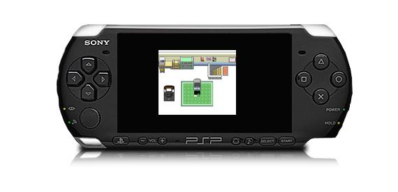 PSP port screenshot 2
