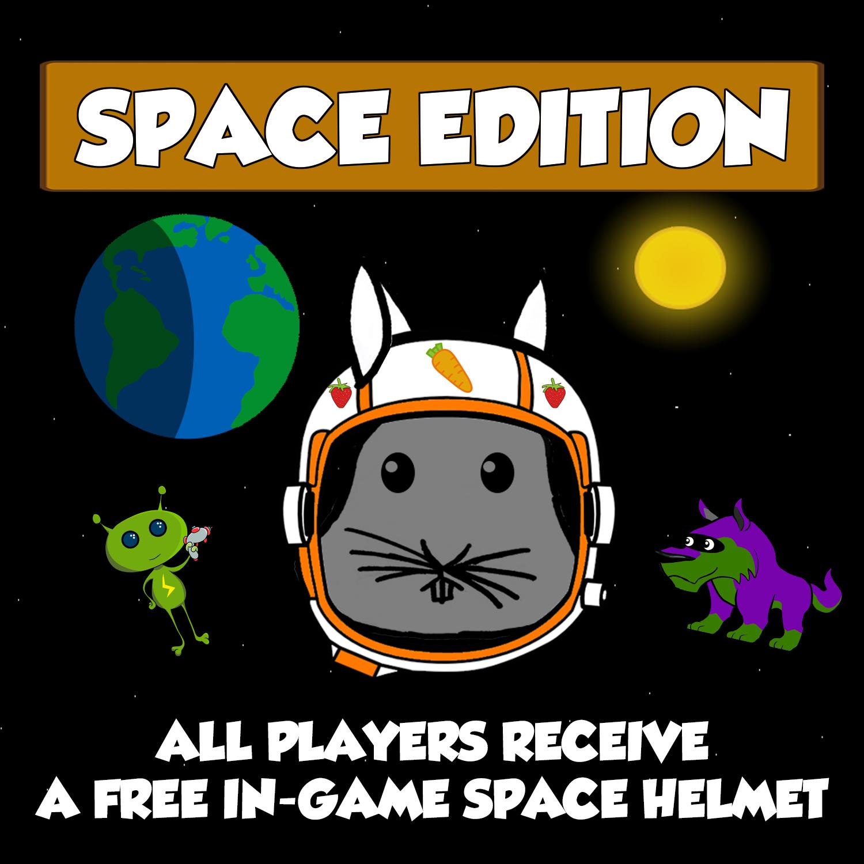 Bunny Dash Space Edition
