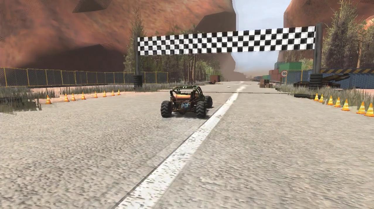 Engine Roar screen   IndieDB