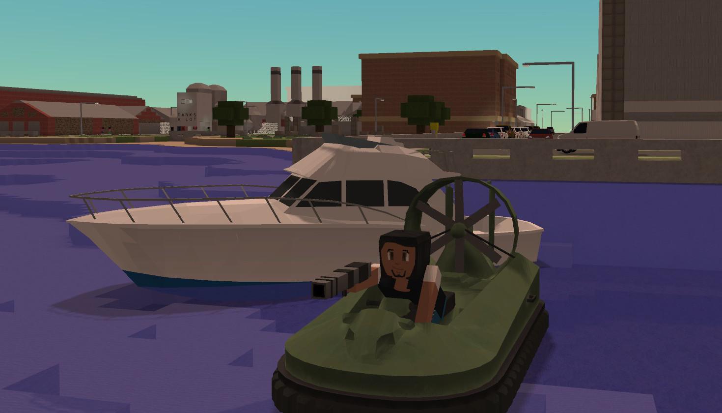 bm hoverandboat