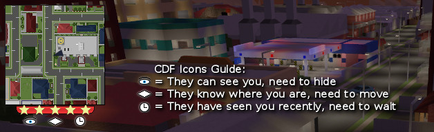 cdf icons guide
