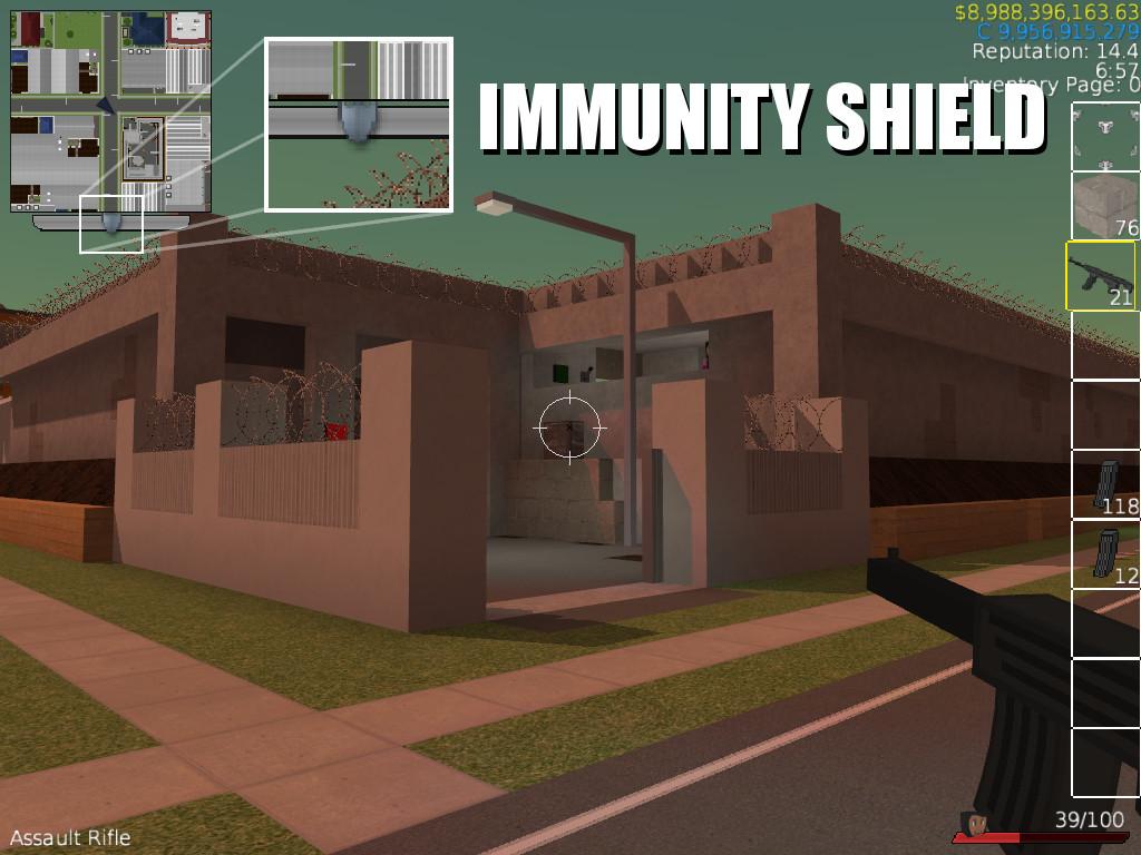 cdf immunity