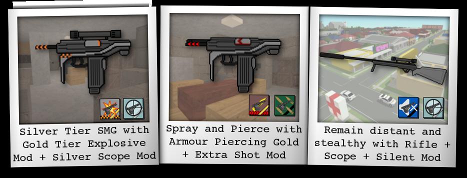 w1 weaponMods