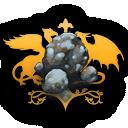 Iron with Logo